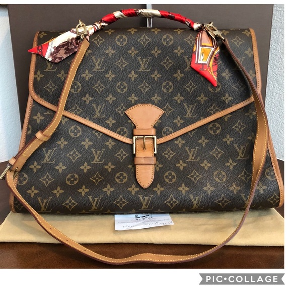c37ec1d55c5d Louis Vuitton Handbags - ❌❌ON HOLD❌❌ LV Bel Air GM in used